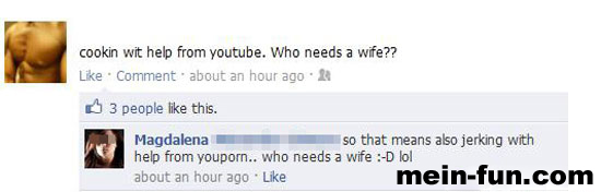 facebook fail lol
