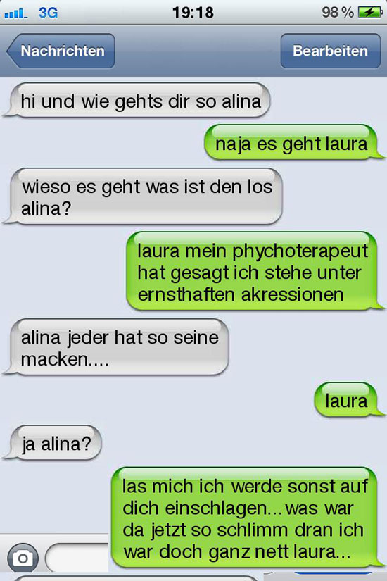 sms sprüche lustig
