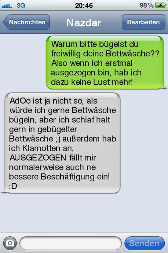 sms fail bettwaesche