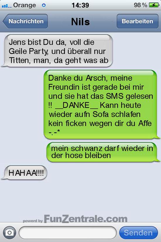 sms fail geile party   mein-Fun.com - lustige Bilder, lustige Videos ...