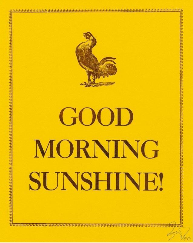 Guten Morgen Sonnenschein Lyrics Guten Morgen