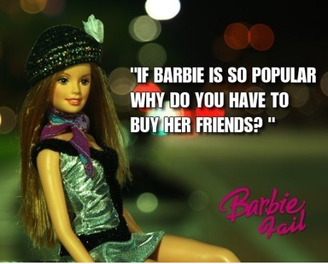 Barbie Fail-