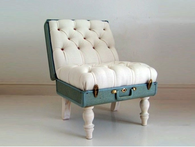 Suitcase Chair?