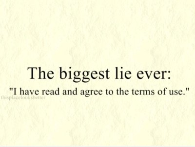 The Biggest Lie Immer