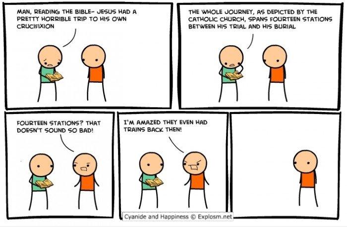 Bibel Lustig