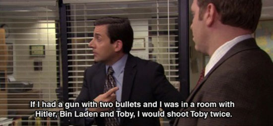 if i was in a room with hitler bin laden and toby 4771