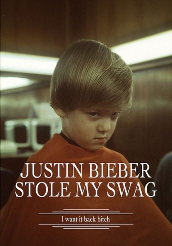 justin bieber stole my swag 4856