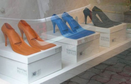 ladies shoes for rainy days