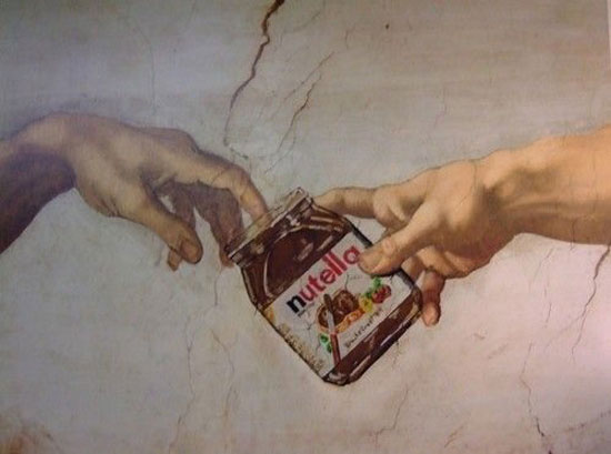 proxy - Michelangelo's Creation of Adam and its many variations - Tira-Pasagad | Saksak-Sinagol