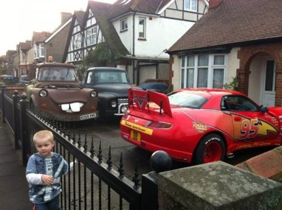 Real Life Cars - Win Bild