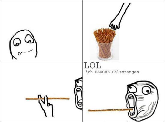 rauchen bilder lustig