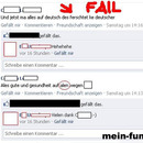 facebook fail FAIIL