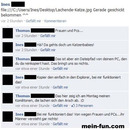 facebook fail frauen-technik