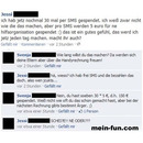 facebook fail sms-spende-fail