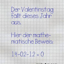 facebook fail valentinstag