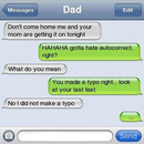autocorrect iphone fail