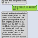 sms fail was war los
