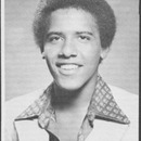 Barack Obama in den 70er