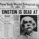 dr einstein is dead at