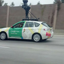 google map street view car