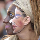 great face painting 4038