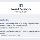 Mark zuckerberg joined facebook