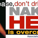 please dont drink naked hell